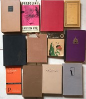 12 darab regény - könyvcsomag
