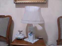 Herendi asztali lámpa ernyővel