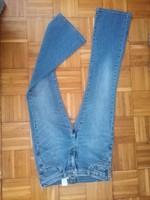 Armani Jeans férfi / Uniszex trapéz szárú farmernadrág eladó 29 -s méretben / lemérve !