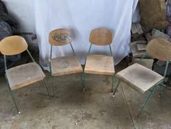 Iskolai székek (200 db)