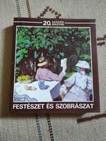 Csorba Géza Szinyei Merse Anna Egry Margit - 20. századi magyar festészet és szobrászat,