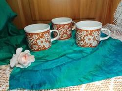 Alföldi porcelán bögre, csésze.