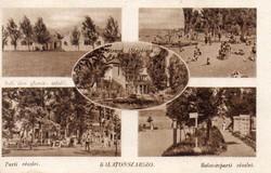 Ba 173 Körkép a Balaton vidékről  Balatonszárszó, részletek (Karinger fot)
