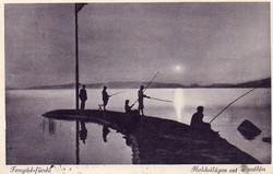 Ba 149 Körkép a Balaton vidékről a XX.század közepén .Fonyód-fürdő (Monostory fotó)