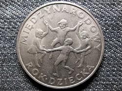Lengyelország A gyermekek nemzetközi éve 20 Zloty 1979 MW (id49251)