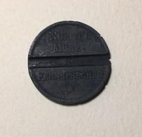 Telefon érme - Deutsche Reichspost