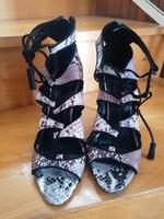 Zara Basic női tűsarkú nyári cipő 41 - s