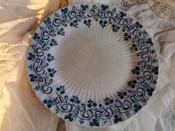 Sarreguemines sütis tányér