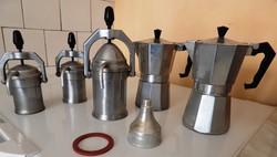 Retro kávéfőzők