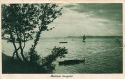 Ba 171 Körkép a Balaton vidékről  Balatoni hangulat (Monostory fotó)