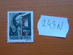 MAGYAR KIR. POSTA 1946 Overprints 243N