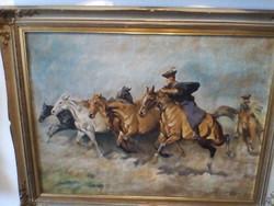 Vágtázó lovak ( Viski, Benyovszky, Kolozsvári ) !?!?