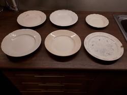 Gránit tányérok 6db !aukció!