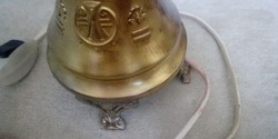 Fém asztalilámpa lámpa