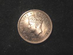 Newfoundland  (Új-Fundland)1 cent, 1942 bronz VF