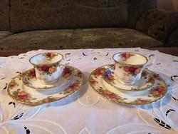 Royal Albert Old Country Roses teás szettek