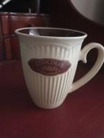 CHOCOLAT GOURMAND csésze
