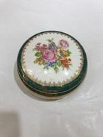 Francia porcelán bonbonier