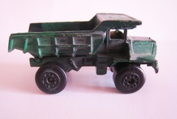 Matchbox Superfast No.28 Mack Dump Truck Made in England 1970 by Lesney 1:64
