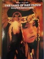 Angol nyelvű album - Korniss Péter: The land of Red Cloud