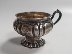 Ezüst csésze