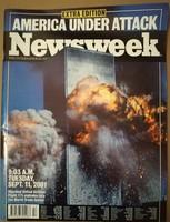 Angol nyelvű - Newsweek külön kiadás 2001. szeptember 11.