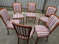 6 db Selva szék