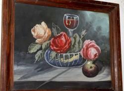 Antik festmény 333