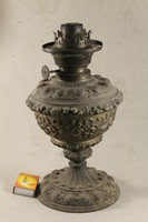 Antik fém petróleumlámpa 328
