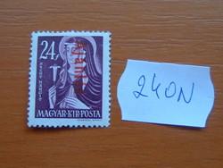 MAGYAR KIR. POSTA 1946 Overprints 240N