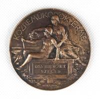 1E971 Beck Ö. Fülöp : Ezredéves Országos Kiállítás 1896