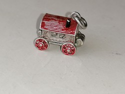 Eladó különleges (Moving Pendant) kis tűzzomancos medál
