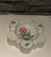 Herendi nagyméretű porcelán hamutál!