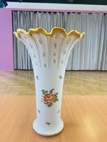 Nagyméretű Herendi váza 37 cm magas