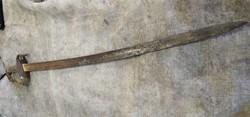 Régi kard szablya