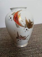 Wallendorf halas váza