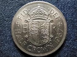 Anglia II. Erzsébet (1952-) 1/2 Korona 1967 (id50276)