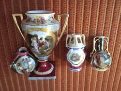 4 darabos Altwien gyűjtemény