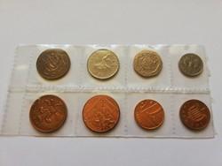 Angol vegyes érmék