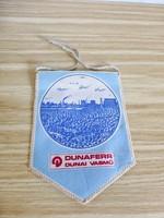 Retro,Dunaferr,Dunai Vasmű zászló