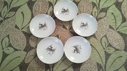 Rosenthal tányérok