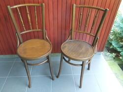 Pálcás thonet székek
