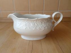 Mitterteich Bavaria fehér porcelán szószos kínáló