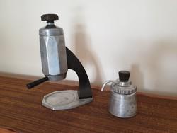 Régi retro 2db kávéfőző kotyogós és elektromos