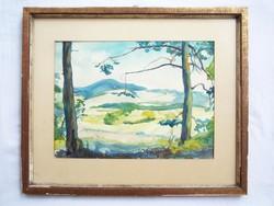 L. Capeller festmény