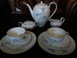 Két személyes /teás-kávés/ reggeliző szett!