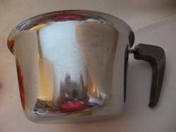 Inox leveses , szószos csésze Collini