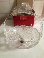 Walther Glas üvegtál