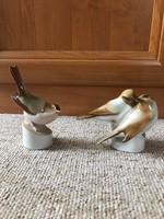 Zsolnay porcelán cinkepár