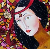 B.Tóth iris-estella-painting at auction!